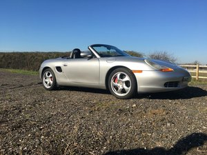 2000 Porsche Boxster 3.2s 6 Speed Manual