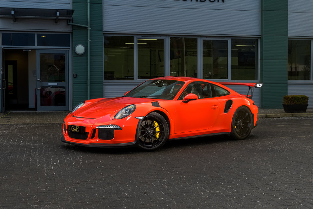 2016 Porsche 991.1 GT3 RS | LHD | HIGH SPEC INC. PCCB For Sale (picture 1 of 6)