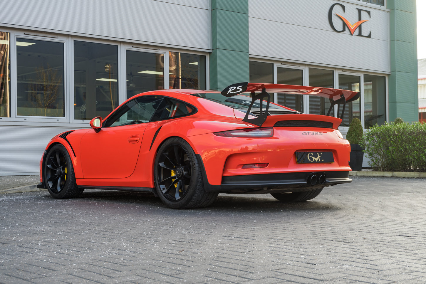 2016 Porsche 991.1 GT3 RS | LHD | HIGH SPEC INC. PCCB For Sale (picture 3 of 6)