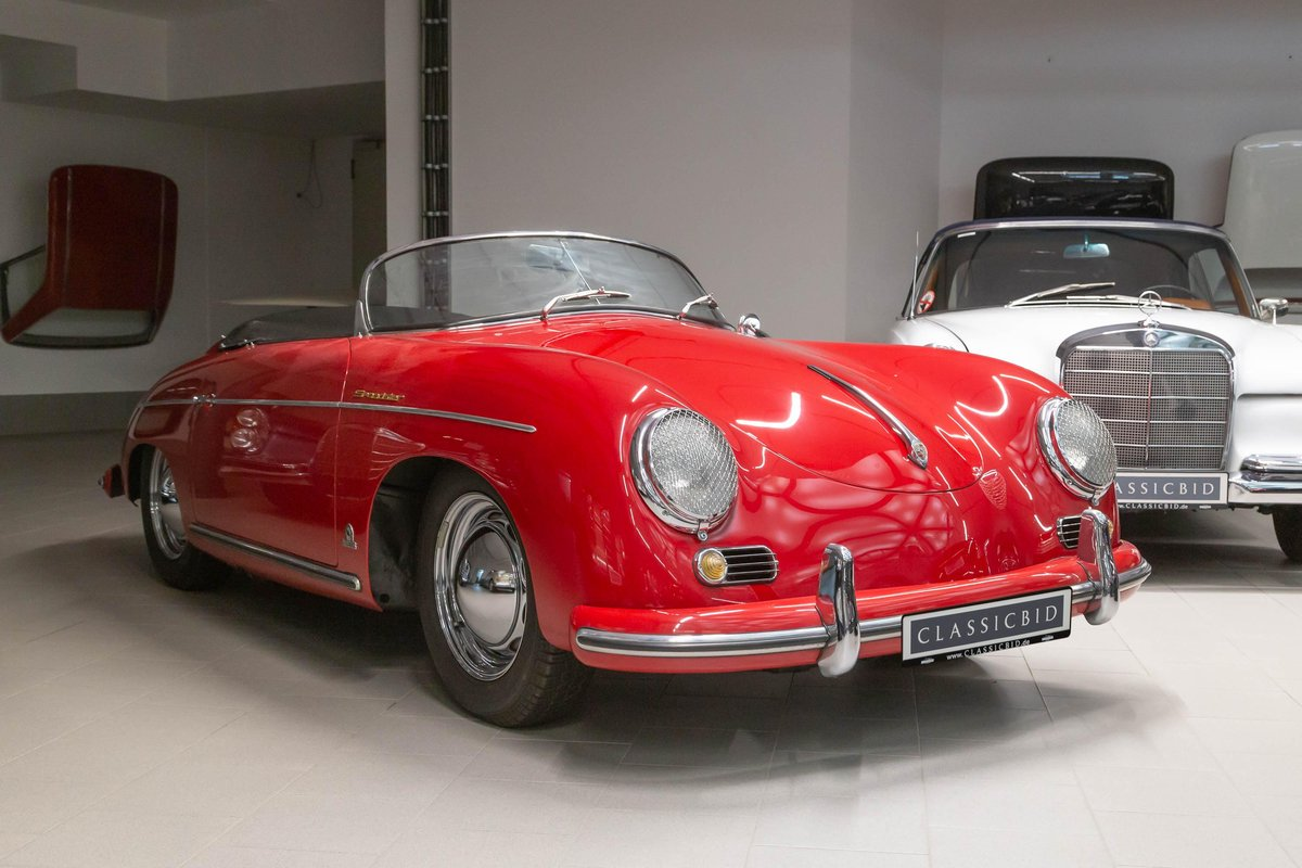 1954 Porsche 356 Pre A 1500 Speedster  For Sale (picture 1 of 6)