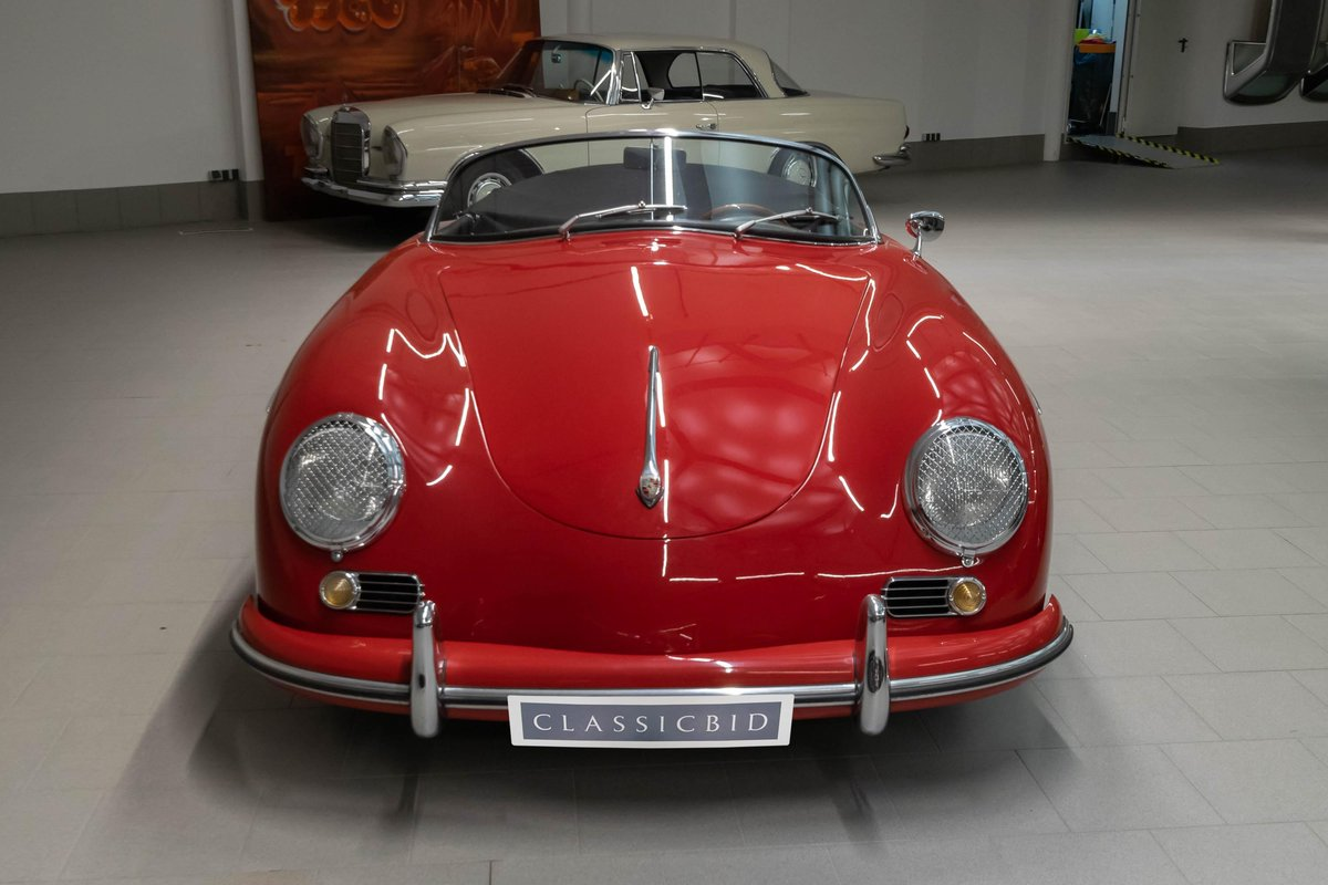 1954 Porsche 356 Pre A 1500 Speedster  For Sale (picture 3 of 6)