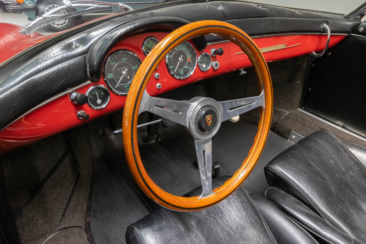 1954 Porsche 356 Pre A 1500 Speedster  For Sale (picture 6 of 6)