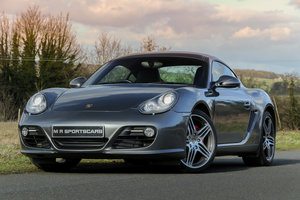 Porsche Cayman S Gen 2 2009 One Owner
