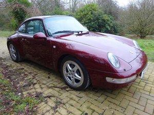 1996 Porsche 911 993 Varioram Targa - 48,751 miles - Manual For Sale