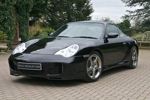 2003/03 PORSCHE 911 [996] CARRERA 4 S WIDE BODY COUPE