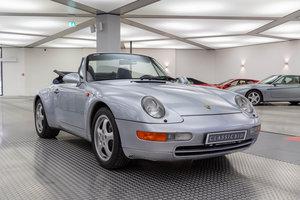 1994 Porsche 911 C2 Cabrio (993) *9 march* RETRO CLASSICS  SOLD by Auction