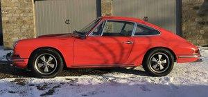 1968 SWB Porsche 912 SOLD