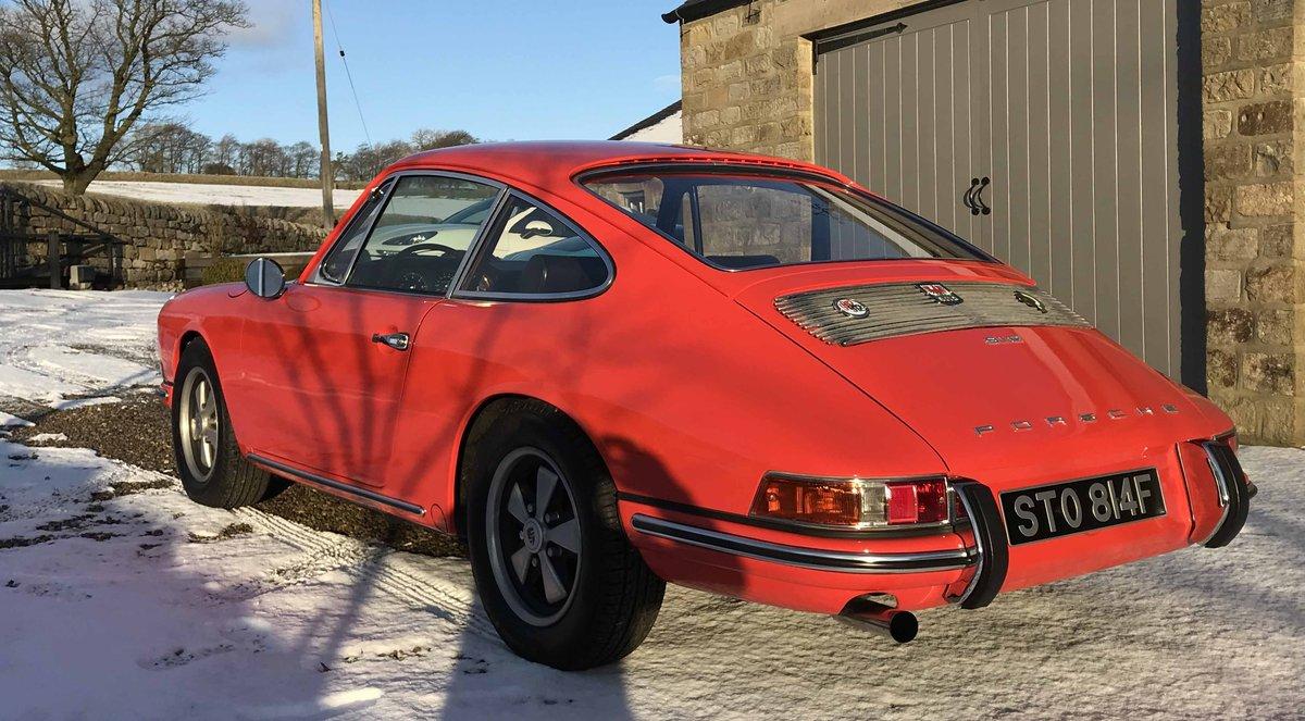 1968 SWB Porsche 912 SOLD (picture 3 of 6)