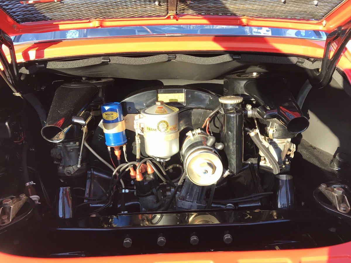 1968 SWB Porsche 912 SOLD (picture 6 of 6)