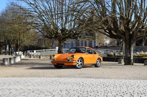 1970 - Porsche 911 2.2 S SOLD by Auction