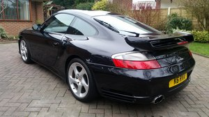 2003 Porsche 911 ( 996 ) Turbo Factory X50