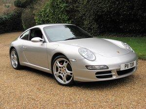 2008 Porsche 911 (997) 3.6 Carrera Tiptronic S With £7k Of Extras