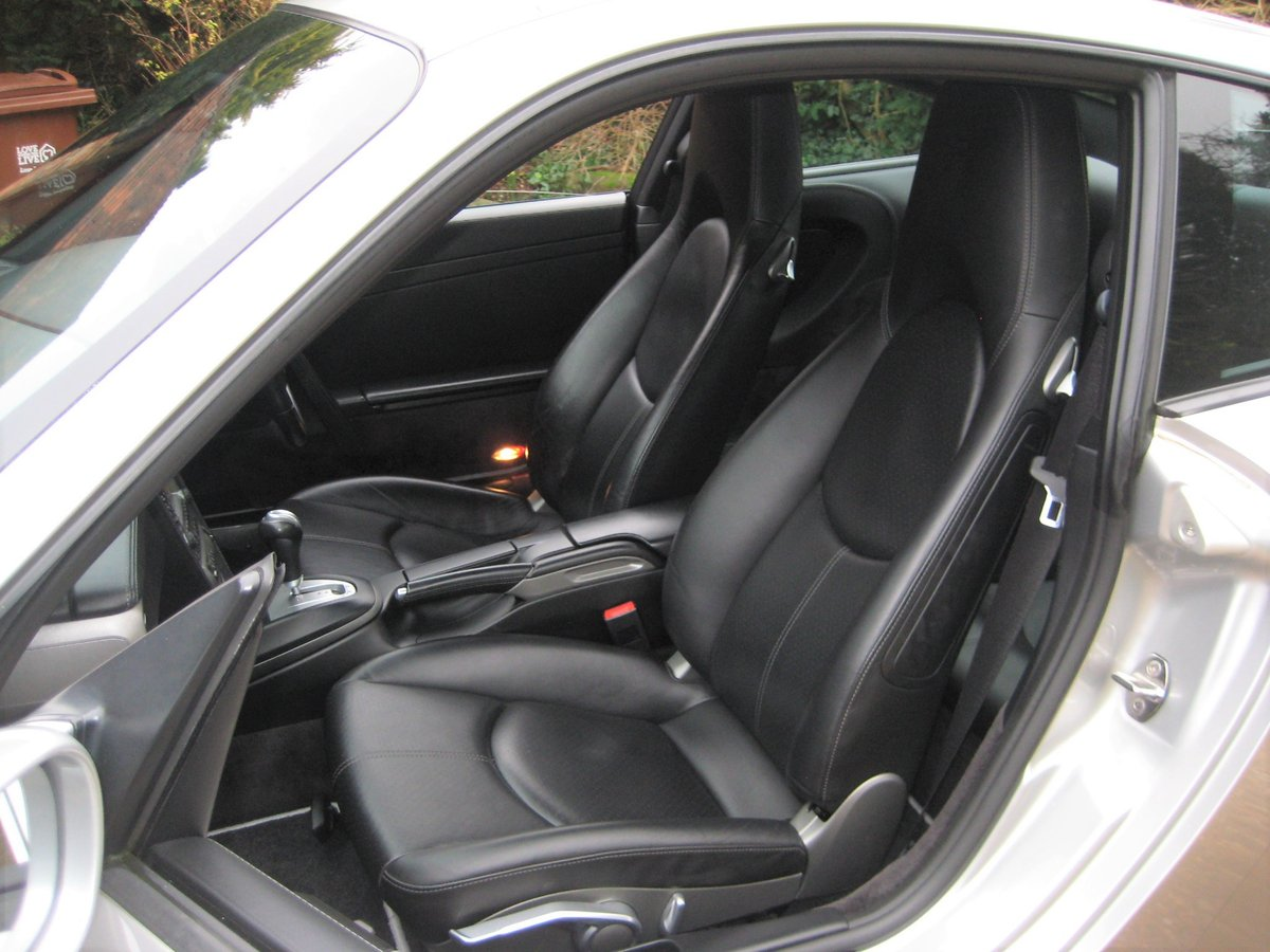 2008 Porsche 911 (997) 3.6 Carrera Tiptronic S With £7k Of Extras For Sale (picture 4 of 6)