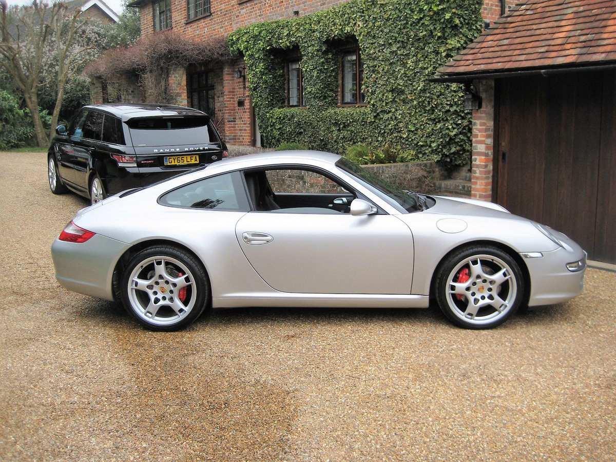 2008 Porsche 911 (997) 3.6 Carrera Tiptronic S With £7k Of Extras For Sale (picture 5 of 6)