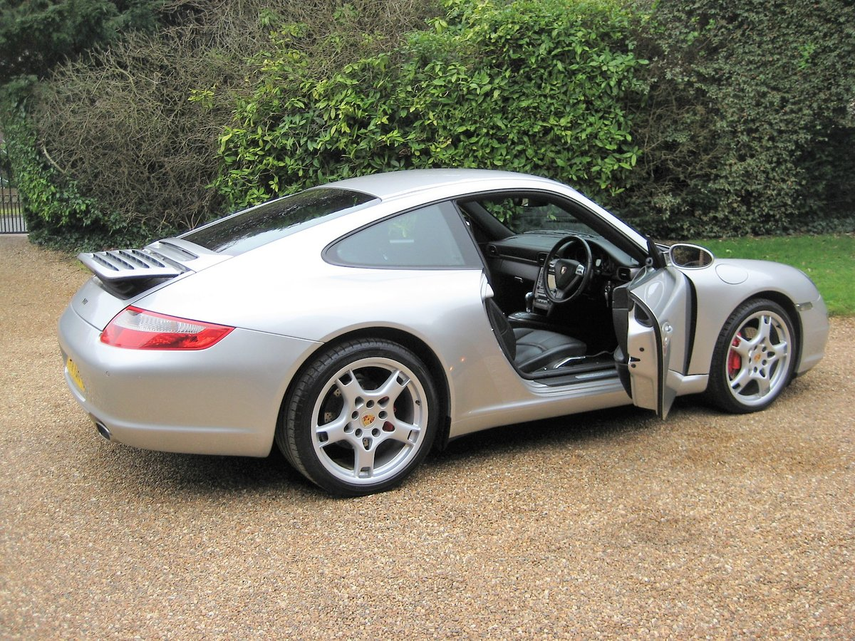 2008 Porsche 911 (997) 3.6 Carrera Tiptronic S With £7k Of Extras For Sale (picture 6 of 6)