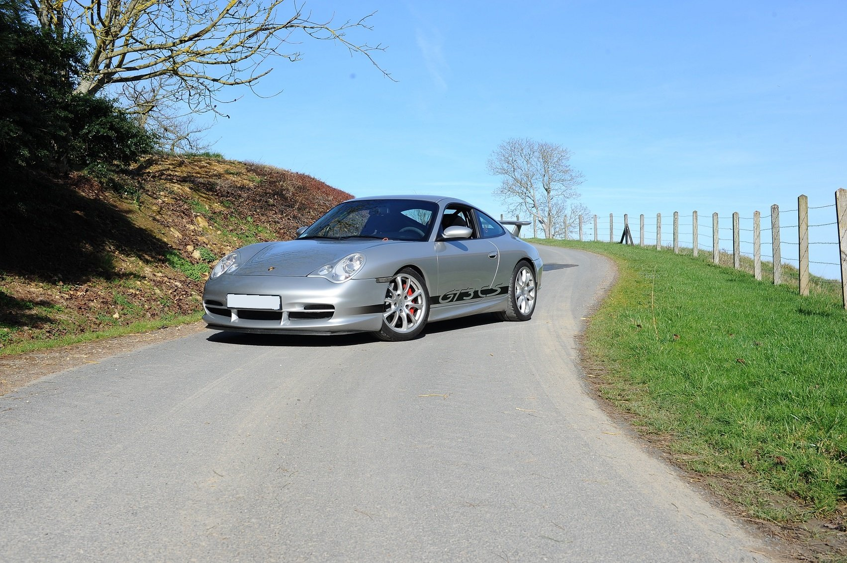 2004 - Porsche 996 GT3 Club Sport Ph.2  For Sale by Auction (picture 1 of 5)