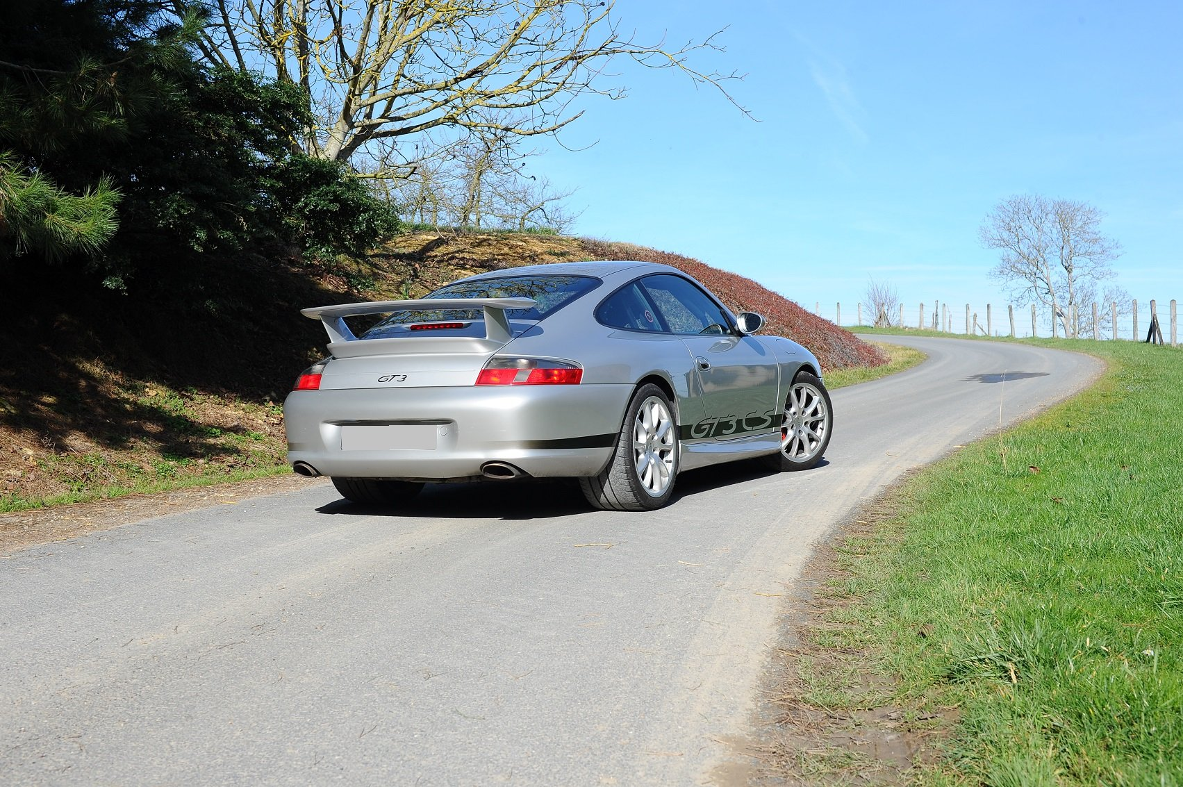 2004 - Porsche 996 GT3 Club Sport Ph.2  For Sale by Auction (picture 2 of 5)