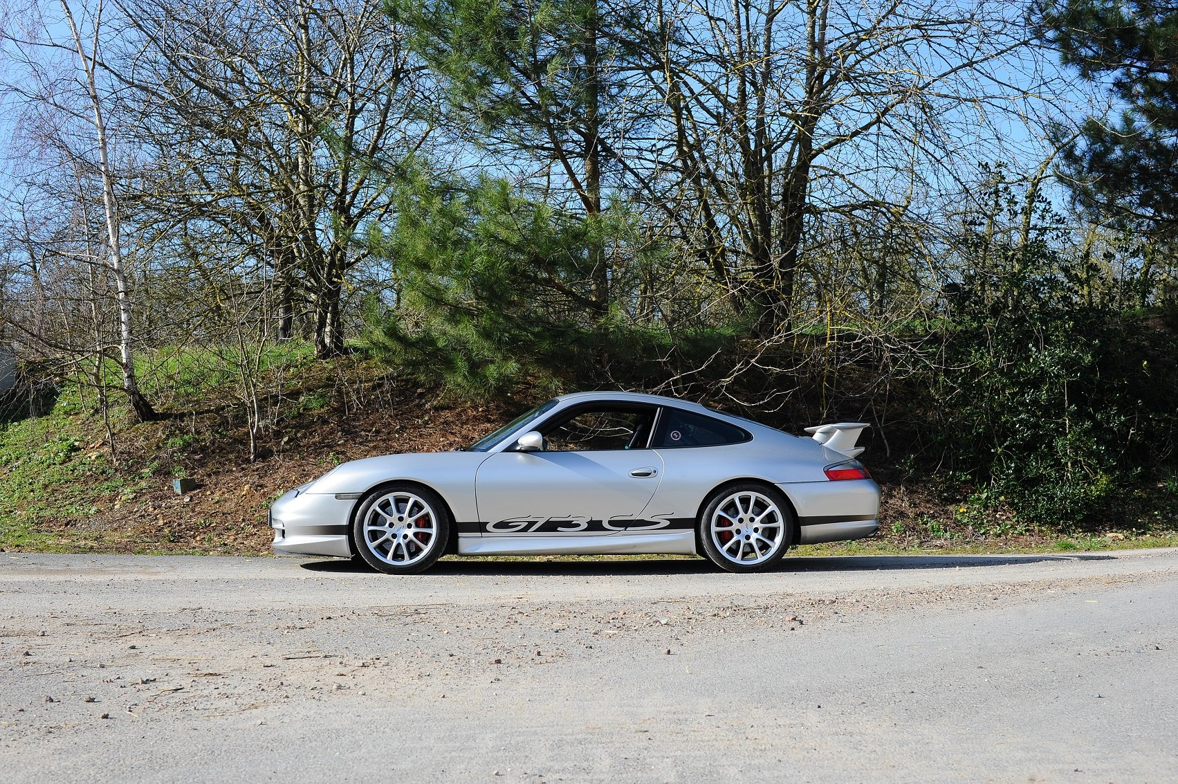 2004 - Porsche 996 GT3 Club Sport Ph.2  For Sale by Auction (picture 3 of 5)
