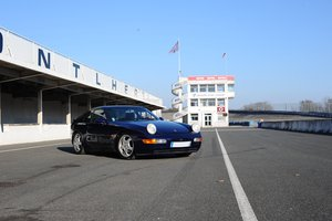1994 - Porsche 968 Club Sport SOLD by Auction
