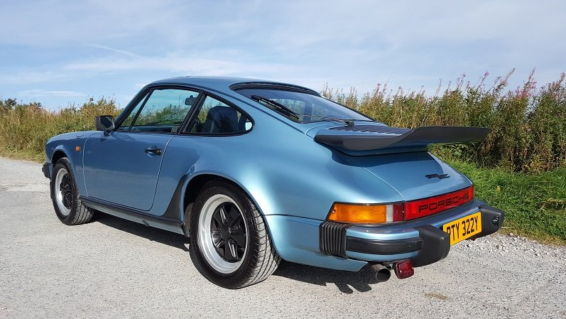 Porsche 911 3.0 SC Coupe 1982 Full Engine Rebuild For Sale (picture 2 of 6)