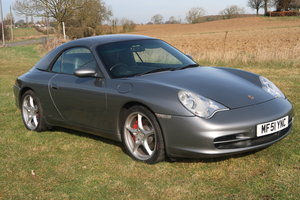 2001 Porsche 911 3.6 Carrera 2 Cabriolet tip tronic For Sale
