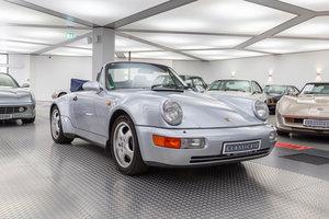 1993 Porsche 911 Carrera 2 Cabrio WTL (964) *9 march* RETRO  For Sale by Auction