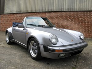 1989 Porsche 911 SSE Cabriolet For Sale