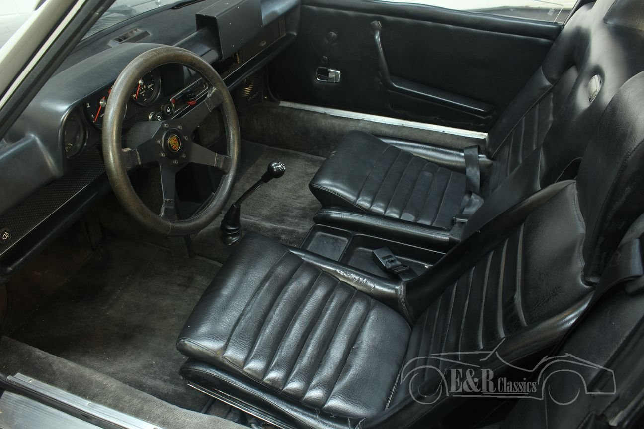 Porsche 914 Targa 1971 in good condition For Sale (picture 3 of 6)