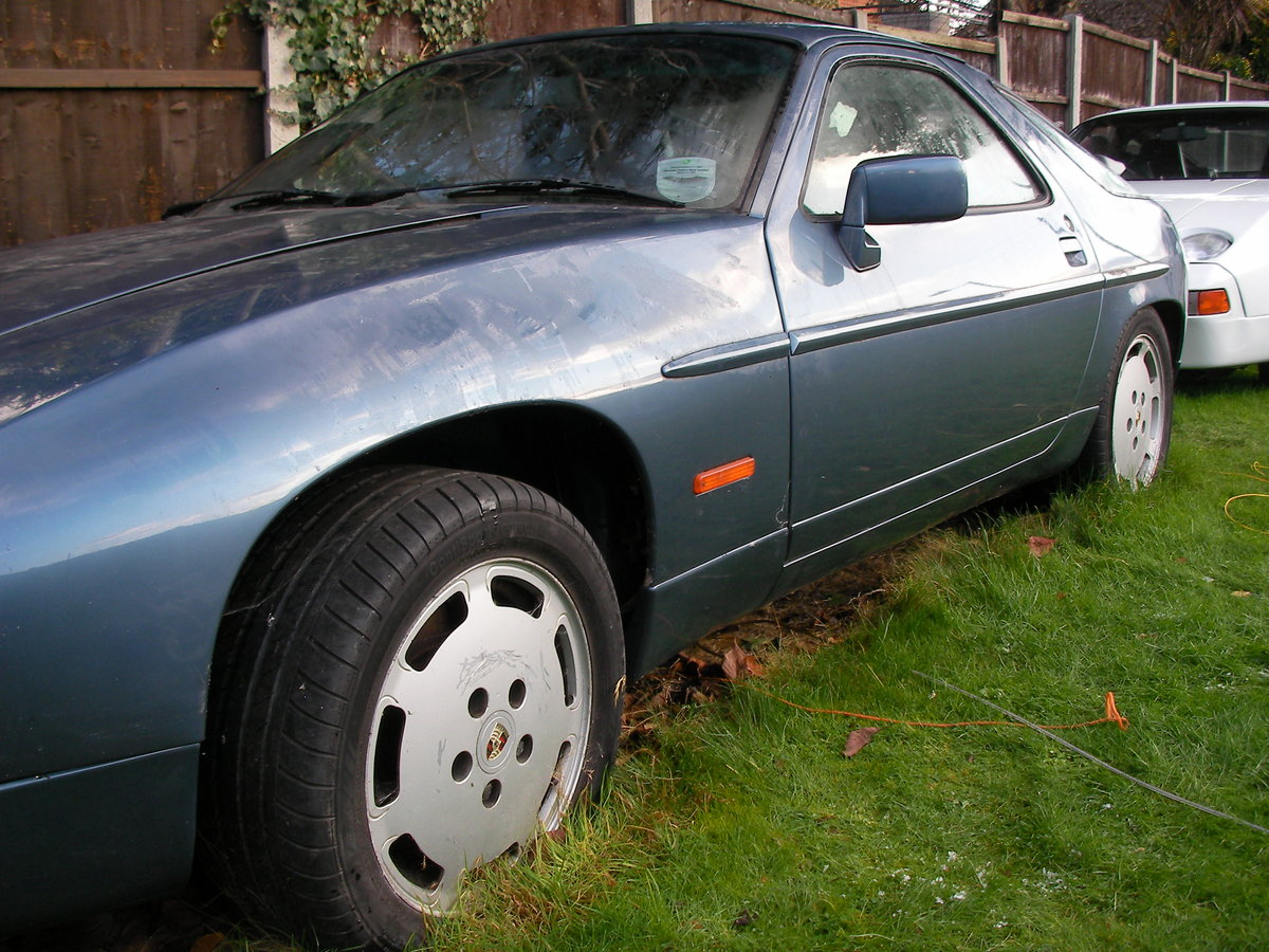1990 2x 928 S4 Porsche project cars  For Sale (picture 4 of 6)