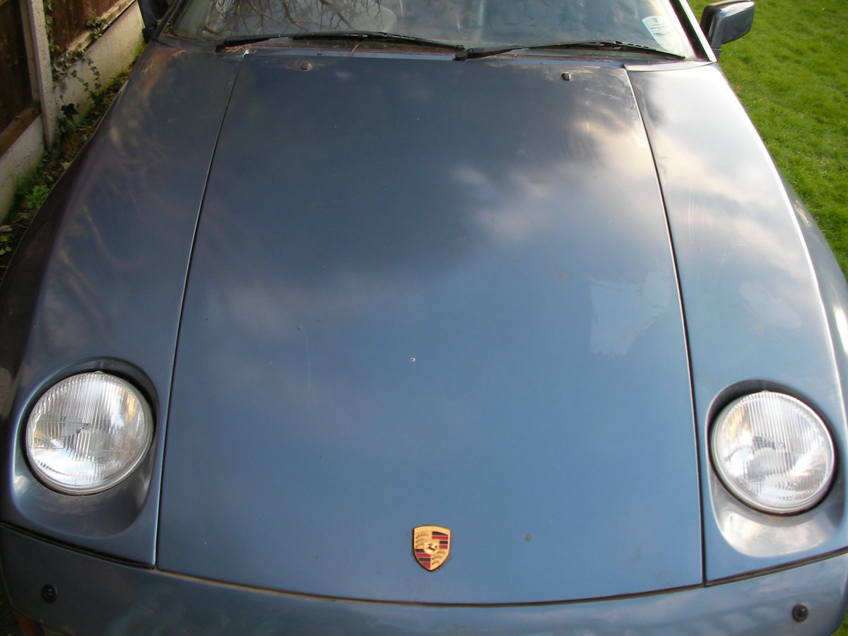 1990 2x 928 S4 Porsche project cars  For Sale (picture 5 of 6)