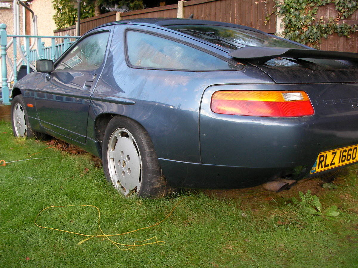 1990 2x 928 S4 Porsche project cars  For Sale (picture 6 of 6)