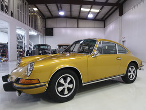 1973 1/2 Porsche 911T 2.4 Sunroof Coupe For Sale