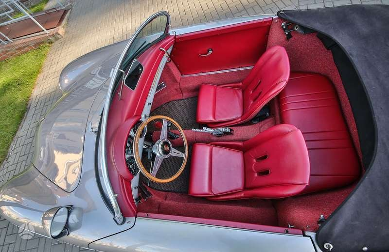 1965 Ideal 356 replica For Sale (picture 6 of 6)