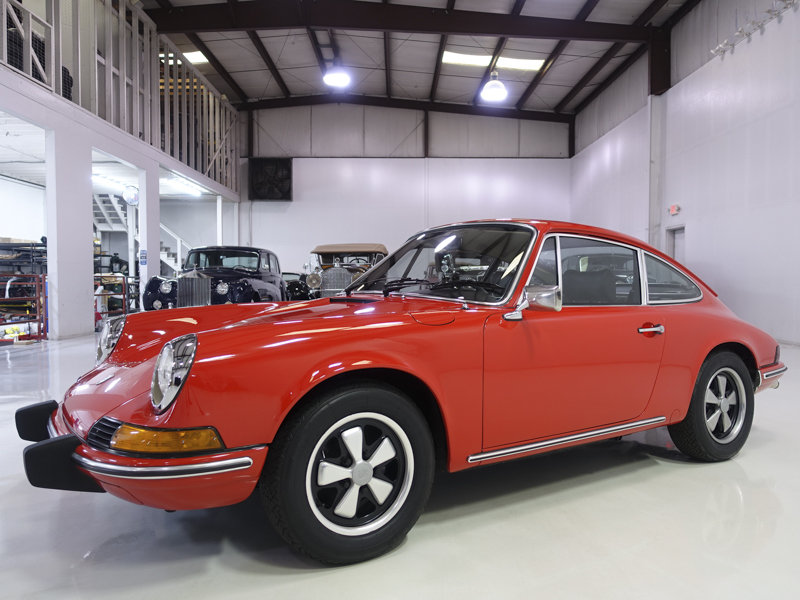 1973½ Porsche 911T 2.4 Coupe For Sale (picture 1 of 6)