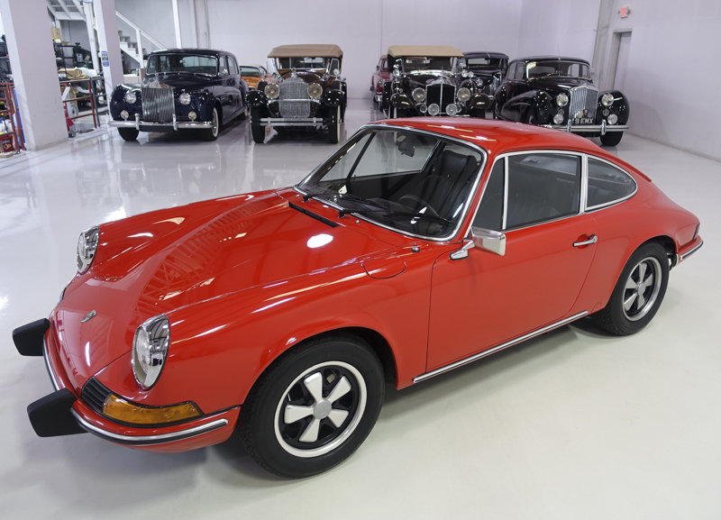 1973½ Porsche 911T 2.4 Coupe For Sale (picture 2 of 6)