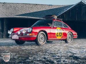 1967 PORSCHE 911 MONTE CARLO TRIBUTE 2.0S For Sale