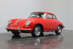 1962 Porsche 356B T6 Notchback Karmann Coupe = $59.9k  For Sale