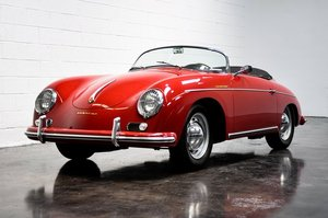 1957 Porsche 356A T1 Speedster = Rare 1 of 590 Correct $obo For Sale
