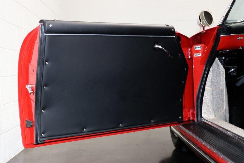 1958 Porsche 356A Speedster = Red(~)Black 12k miles $269.9k For Sale (picture 6 of 6)