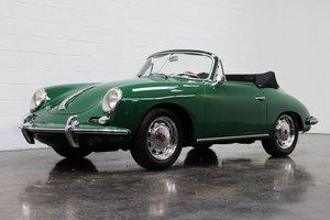 1965 Porsche 356C Cabriolet = Correct Rare 1 of  587 - $174. For Sale