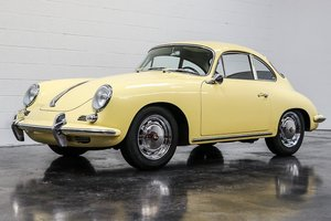 1965 Porsche 356 C Coupe = Full Restored 27k miles  $97.5k