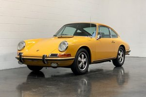 1967 Porsche  911S Coupe = Yellow(~)Black 51k miles $obo  For Sale