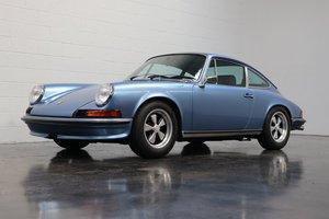 1973 Porsche 911S Coupe = Blue(~)Black 66k miles $156.9k For Sale