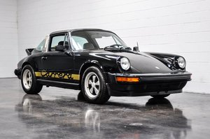 1974 Porsche 911 Carrera Targa = All Black 58k miles  $79.5k For Sale