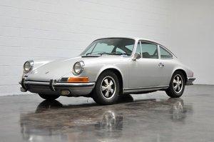 1970 Porsche 911T Coupe = clean Driver 12k miles  $51.5k For Sale