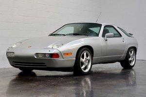 1987 Porsche 928 S4 5-Speed = Silver(~)Black work done $34.9 For Sale