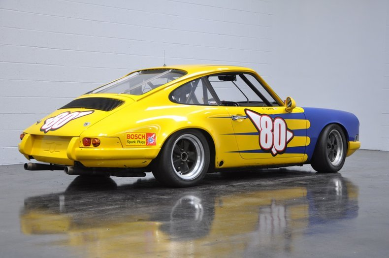 1968 Porsche 911 Racecar = Fast  HSR/ SVRA  $78.5k For Sale (picture 2 of 6)