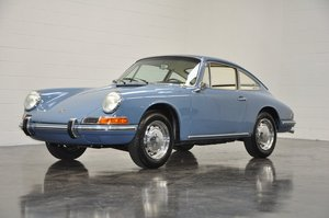 1965 Porsche 912 Coupe = clean Blue(~)Tan 16k miles  $73.5k For Sale