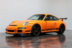 2008 Porsche 911 GT3 RS = Orange 15k miles Manual  $138.5k For Sale