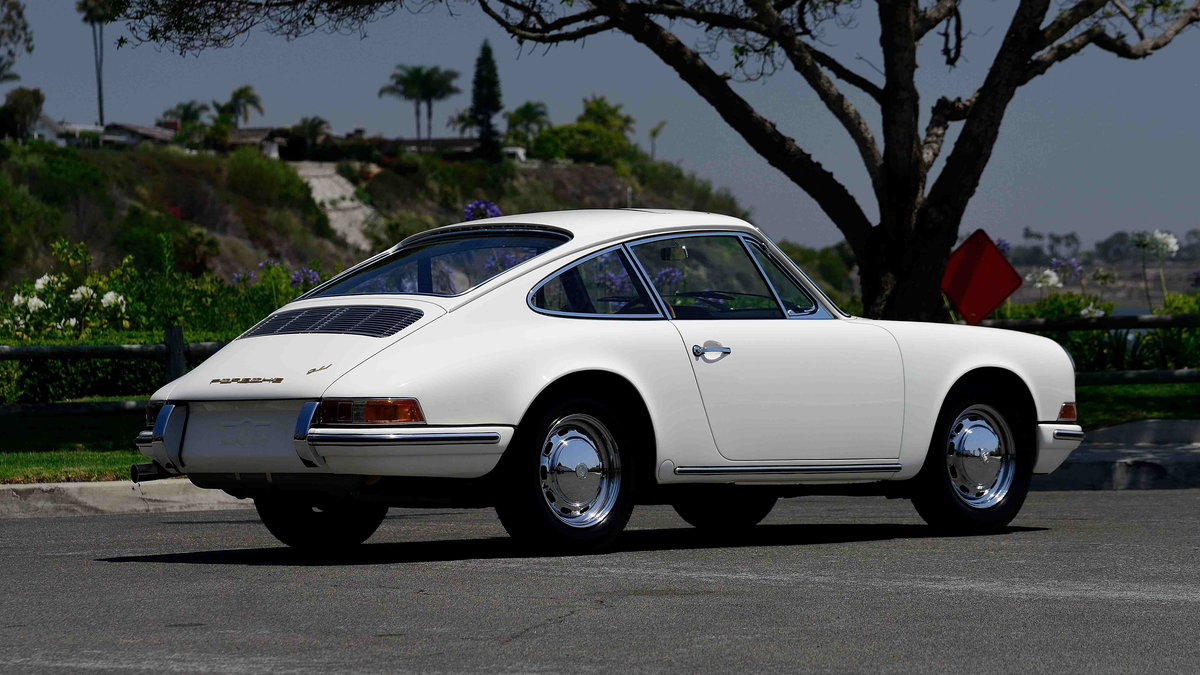 1967 Porsche RS Deluxe = Rare 1 of 253 Correct Euro  $175k For Sale (picture 2 of 6)